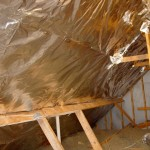 Radiant Barrier Installation