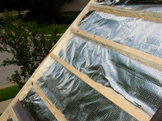 Radiant Barrier Roofing