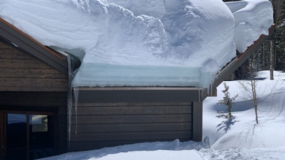How does SuperPerf Radiant Barrier Help With Ice Dams on My Roof?