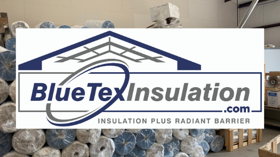 BlueTex™ Insulation for Metal Buildings
